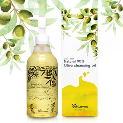 Natural 90% Olive Cleansing Oil {Elizavecca}